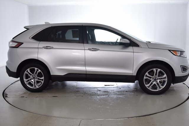 Pre Owned 2017 Ford Edge Anium