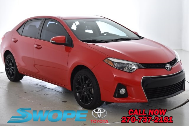 Pre-Owned 2016 Toyota Corolla S Special Edition