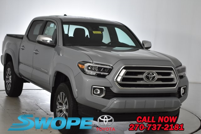 New 2020 Toyota Tacoma Limited