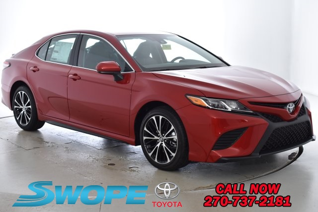 New 2019 Toyota Camry Se 4d Sedan In Elizabethtown T19661210
