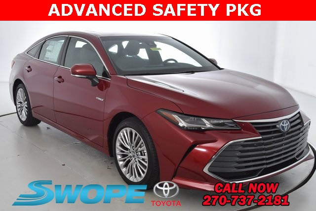 New 2019 Toyota Avalon Hybrid Limited