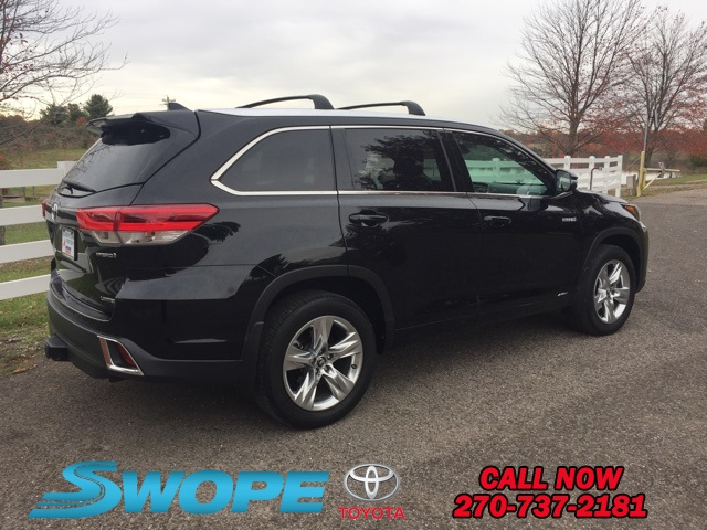 Pre Owned 2017 Toyota Highlander Hybrid Limited