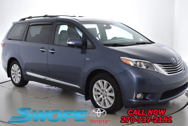 Pre Owned 2017 Toyota Sienna Limited Premium