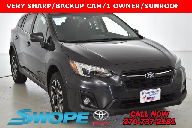 Pre-Owned 2018 Subaru Crosstrek 2.0i Limited