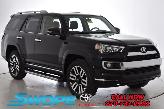 New 2018 Toyota 4Runner Limited 4D Sport Utility in Elizabethtown
