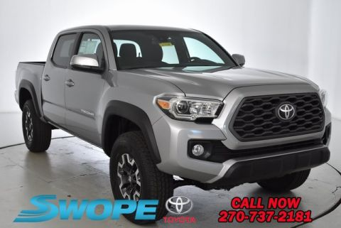 New 2020 Toyota Tacoma TRD Off Road Double Cab 5' Bed V6 AT (Natl)